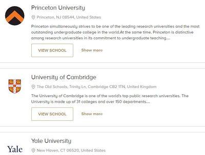 Meslek Seçimi - Doğru universite bölümü seçmek artık daha kolay
