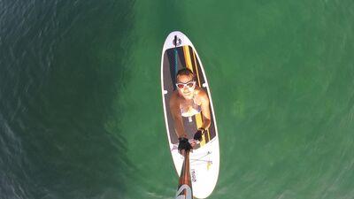 Yasam Tarzı- SUP Stand Up Paddle Eğitimi